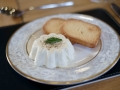 Egg Mousse served with French Toast