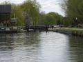 Lock on the River Lee