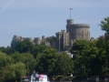 View of Windsor Castle