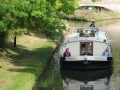 Kailani leaving Braunston turn 2