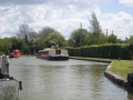 Slapton Lock going North