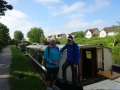 Dawn & Tony Dennis at Bradford on Avon