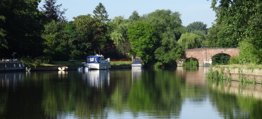 View at Sonning