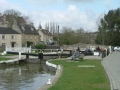 Bradford on Avon Lock