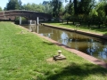 Lock after Great Bedwyn