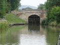 Seend Silver Bridge and top lock
