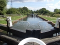 Sheffield Lock with its scolloped edges