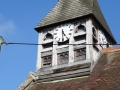 Wootton Rivers Church Clock