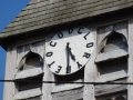 Wootton Rivers Clock