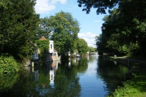 Near Ware on the Lee & Stort Navigation