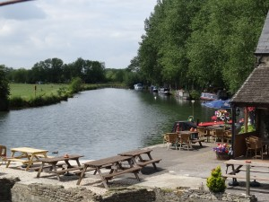 River Thames - Lechlade