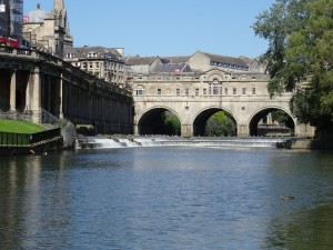 Bath Pulteney Weir
