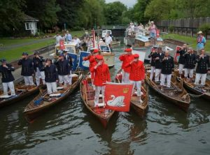 Ceremony of Swan Upping